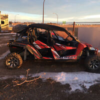 2013 Arctic Cat Wildcat 4 seater