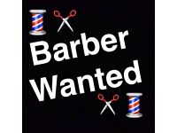 Barber wanted in southend