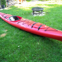 16FT KAYAK for trade or sale