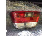 BMW 5 Series - (E39) 2002 Saloon Rear Offside Light Cluster