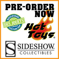 Order your Hot Toys figures & Sideshow statues in Montreal