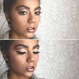Angela Levinson -- Hair & Makeup Artist