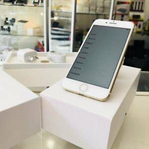 Original Iphone 7 32gb gold warranty tax invoice unlocked