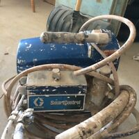 ***Electric airless paint sprayer***