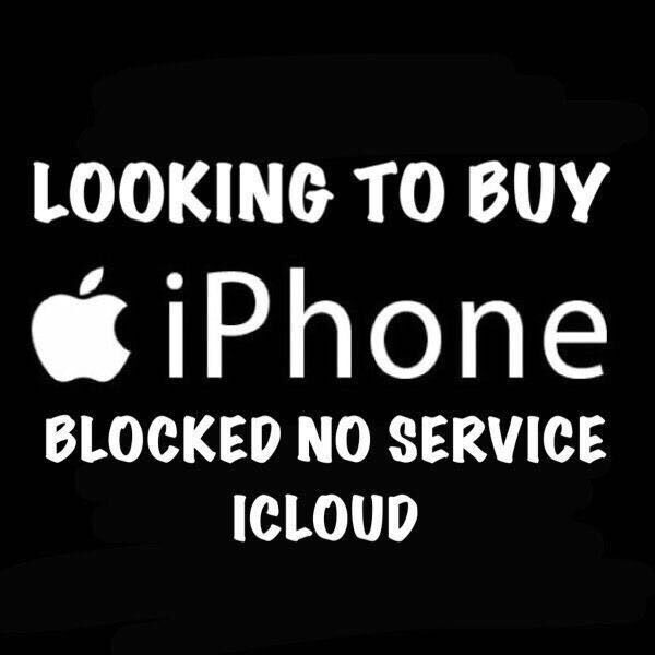 Wanted iPhone 6s 7 6s Plus 7 Plus 6 6 Block Faulty New in Box Used iCloud Pin Lock Broken No Networkin Leigh, ManchesterGumtree - Wanted iPhone 6s 7 6s Plus 7 Plus 6 6 Plus Block New Faulty Used iCloud Pin Lock Broken Disable Call or text same day cash collection best prices paid 07387853741