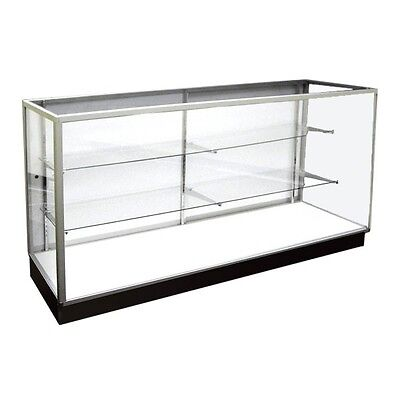Extra Vision Showcase 6 Long-glass Display Case-retail Display Case