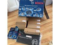 Bosch BAG+ 6 Piece 3 x 5 AH batery Cordless Power Tool Kit