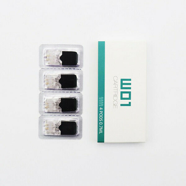 W01 Cotton Capsules for JC01 4pcs per pack