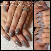 Gel Nails/Toes/Shellac! ACCEPTING NEW CLIENTS! @ladyclawsyxe