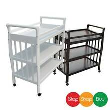 NEW Sleigh 3 TIER BABY Change table Auburn Auburn Area Preview