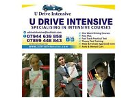One week driving courses Automatic & Manual cars driving lessons driving school
