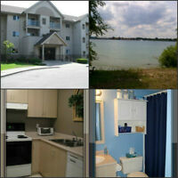 Walk to the University in Minutes * Waterfront Condo *