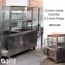 Custom Made Cold Bar & 2 Door Fridge-BUY NOW or RENT Lansvale Liverpool Area Preview