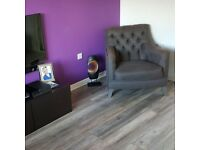 Laminate Floors supplied and fitted / fitting only from NJR Flooring