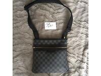 Louis Vuitton THOMAS DAMIER GRAPHITE man bag/ side pouch