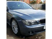 Bmw 7 series 3.0 Diesel 75000 males are fully loaded