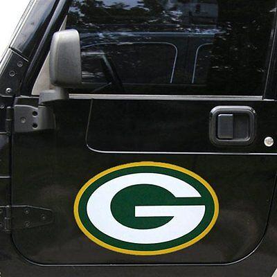 Green Bay Packers 12  Logo Car Truck Auto Vinyl Magnet
