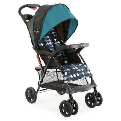 lightweight baby toddler stroller large canopy