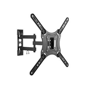 "Full-Motion TV Wall Mount Bracket, 23"" to 55"""