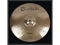 "TURKISH 17"" ROCK BEAT CRASH"