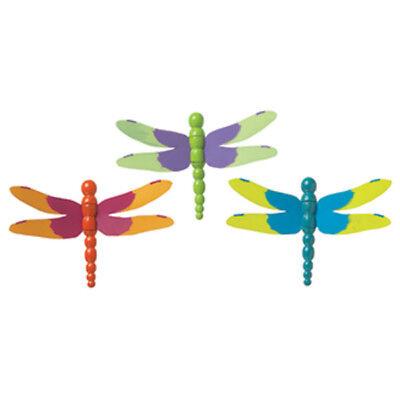 - Dragonflies 3D Cupcake Picks - 12 Count