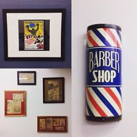 Barbers and men's hairstylists