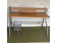As new desk