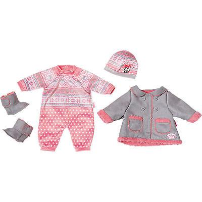 ZAPF CREATION Baby Annabell Deluxe Kalte Tage NEU & OVP