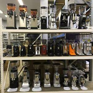 Home And Commercial Coffee Machine Grinders For Home Cafe Restura Roselands Canterbury Area Preview