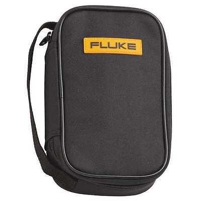 FLUKE C35/WWG Soft Carrying Case, 8-1/2 In. D, Black/Ylw