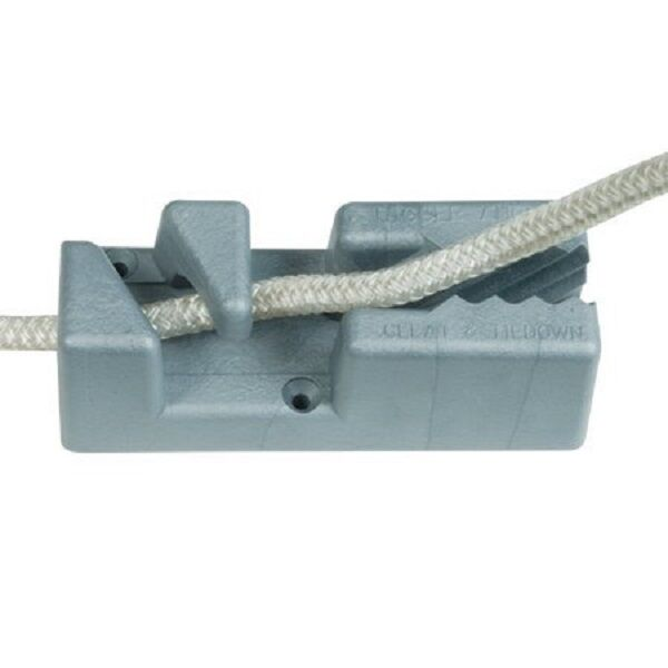 Digger Boat Anchor Cleat - durable & lightweight for boating on lake or pond