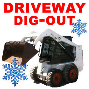 SNOW PLOWING AND SNOW REMOVAL SERVICES - SNOW PLOW Peterborough Peterborough Area image 3