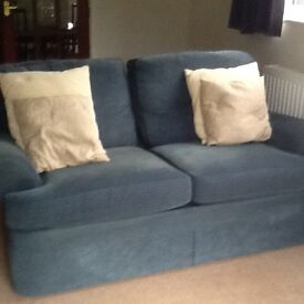 Marks and Spenser sofa bed. Perfect for xmas.
