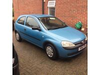 Vauxhall corsa 1.0 3 door for sale 51