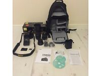 Nikon D5200 Digital SLR With extras