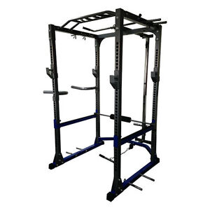 Highest Rated Power Rack With LAT Pulldown ROW DIP Bars ...