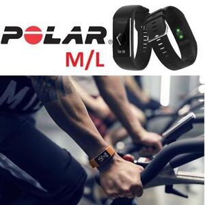 REFURB POLAR FITNESS TRACKER M/L 90064881 188909921 W/ Continuous Heart Rate