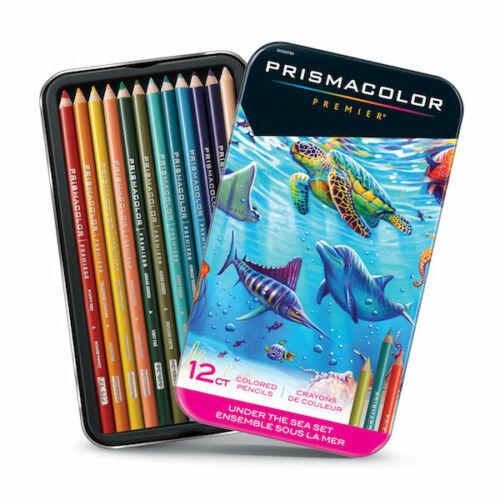 Prismacolor Premier Under The Sea Colored Pencils