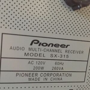 Pioneer Suround sound for your cottage