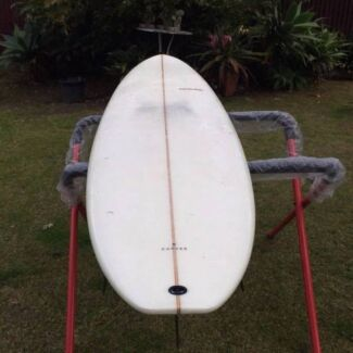McTavish Carver-Performance Model Surfboard 8'6 x 22 1/2 x 3