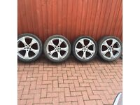 21 inch SPORT ALLOW WHEELS - OPEN TO OFFERS