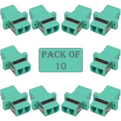 *NEW* 10 Piece Lot RJ12 Straight Inline Coupler Beige 6 Pin Wire Modular 1:1