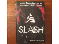 Hardback Slash Autobiography