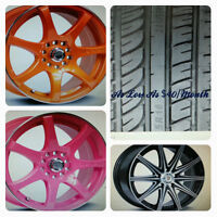 NOW FINANCING Rims Tires And Car Audio