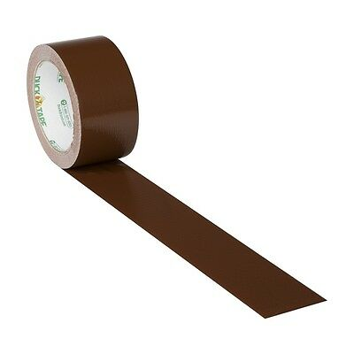 Mud Puddle / Chocolate Brown Duck Brand Duct Tape 1.88 inch x 20 yds - Brown Duct Tape