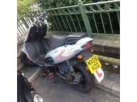 MOPEDS FOR SPARES OR REPAIR