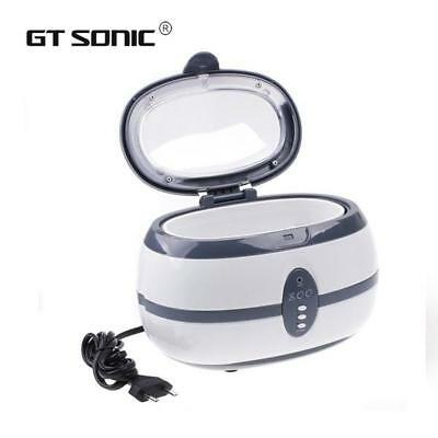 Gt Sonic Vgt-800 Jewelry Ultrasonic Cleaner 600ml 110v 60hz