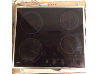 Zanuzzi induction hob 4 ring