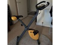 Golds gym exercise bike
