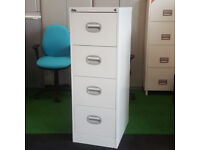 Silverline 4 drawer Filing Cabinet 22 available